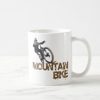 Mountain Bike Classic White Coffee Mug
