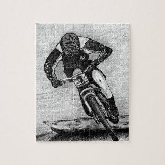 Mountain Bike Ride Jigsaw Puzzle