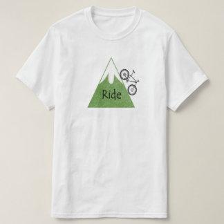 """Mountain Bike """"Ride"""" T-Shirt"""