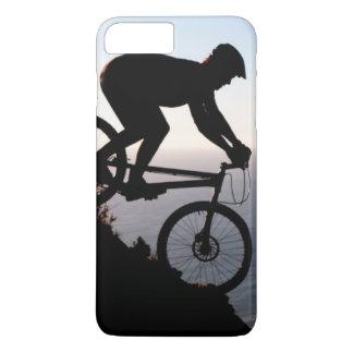 Mountain Bike Rider. Lions Head, Cape Town iPhone 7 Plus Case