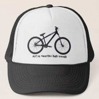 mountain bikers hat