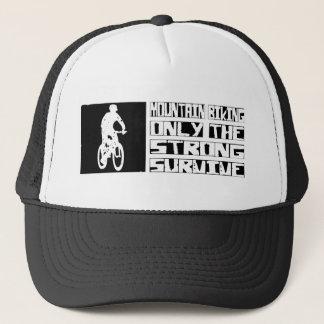 Mountain Biking Survive Trucker Hat