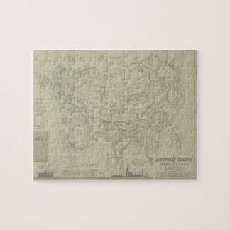 Mountain Chains Jigsaw Puzzle