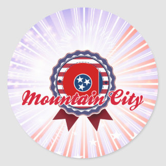 Mountain City, TN Stickers