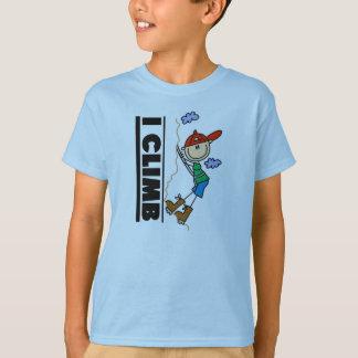 Mountain Climber I Climb  T-Shirt