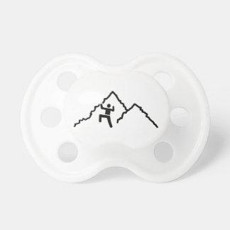 Mountain climbing dummy