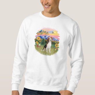 Mountain Country - Beagle 1 Sweatshirt