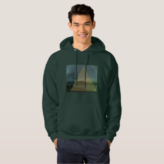 Mountain design hoodie