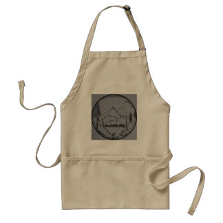 Mountain Escapes Series Aprons