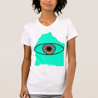 Mountain Eye T-shirts