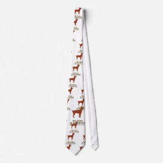 Mountain Feist Tie