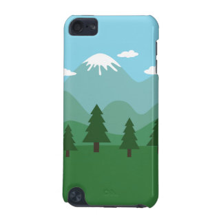Mountain Forest iPod Touch 5G Cover