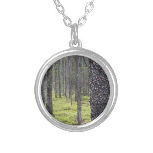 Mountain Forest Pendants
