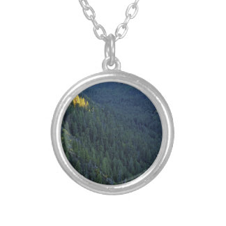 Mountain forest pass necklaces