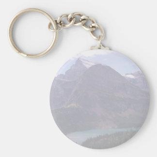 Mountain Glacier, Grinnell Keychains