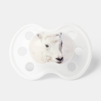 Mountain Goat Baby Pacifier