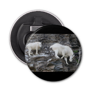 mountain goat bottle opener