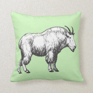 Mountain Goat Cushion