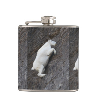 Mountain Goat Flasks