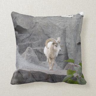 Mountain Goat Pillow