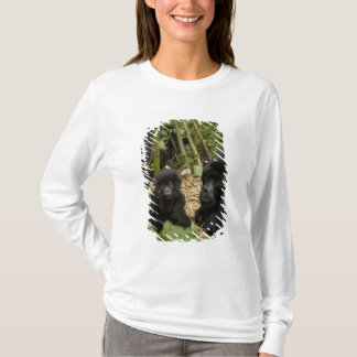 Mountain Gorilla, adult with young 2 T-Shirt