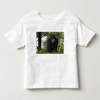 Mountain Gorilla and Silverback 3 Toddler T-Shirt