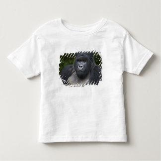 Mountain Gorilla and Silverback 4 Toddler T-Shirt
