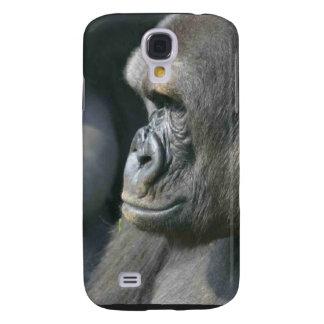 Mountain Gorilla Samsung Galaxy S4 Cases