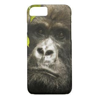 Mountain Gorilla, Gorilla beringei beringei, iPhone 8/7 Case
