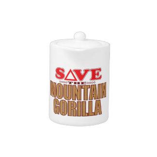 Mountain Gorilla Save
