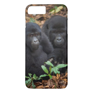 Mountain Gorillas, Volcanoes National Park iPhone 8 Plus/7 Plus Case