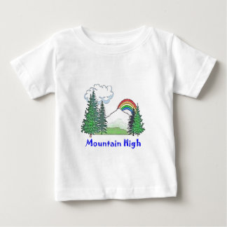 Mountain High Camp Baby T-Shirt