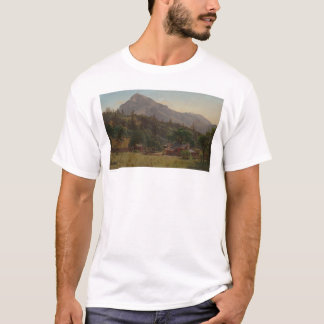 Mountain home (1083) T-Shirt