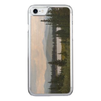 Mountain Lake Carved iPhone 8/7 Case