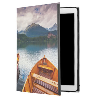 "Mountain lake in National Park High Tatra iPad Pro 12.9"" Case"