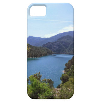 Mountain & Lake in Spain iPhone Case