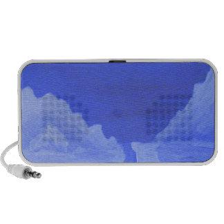 Mountain Landscape Blues Mp3 Speaker