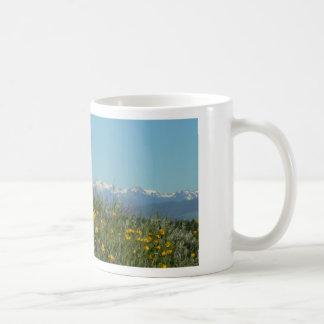 Mountain Landscape Mug