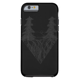 Mountain life tough iPhone 6 case