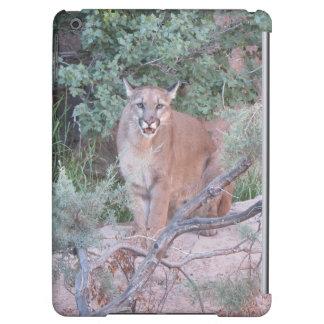 Mountain Lion iPad Air Cover