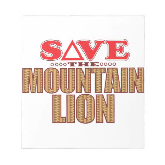 Mountain Lion Save Notepad