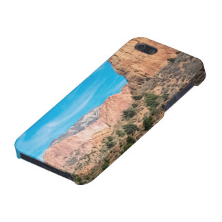 Mountain Majesty at Zion Cover For iPhone 5