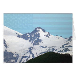 Mountain Majesty Note Card