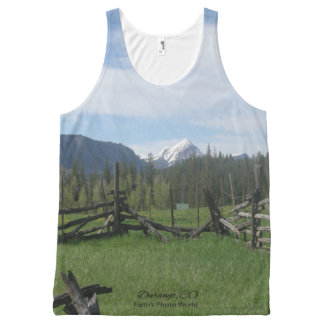 Mountain Meadow All-Over Print Tank Top