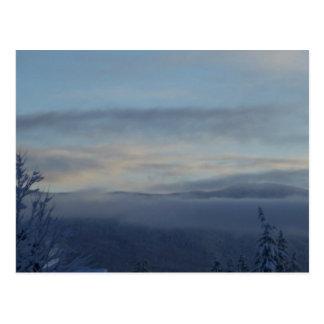 Mountain Mist Postcard