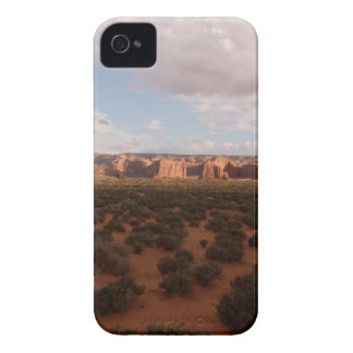 Mountain Monument Valley iPhone 4 Case