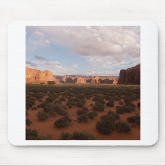 Mountain Monument Valley Mouse Pads