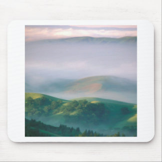 Mountain Mystical Morning Diablo State Mouse Pads