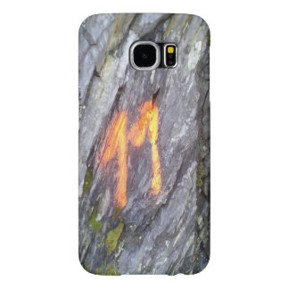 Mountain number 11 samsung galaxy s6 cases