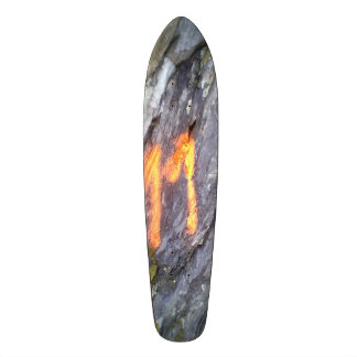 Mountain number 11 skateboard